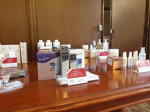 Semianr de perfecționare pentru Cosmeticieni